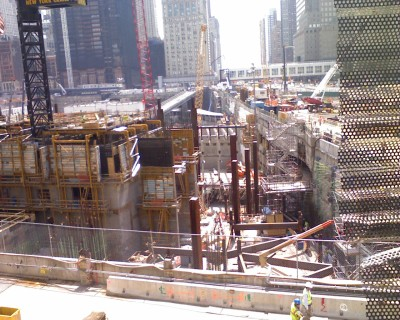 World Trade Center reconstruction