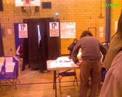 Voting in the 2008 Presidential Election, Brooklyn