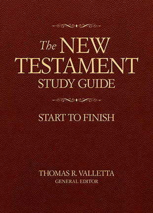 The New Testament Study Guide: Start to Finish