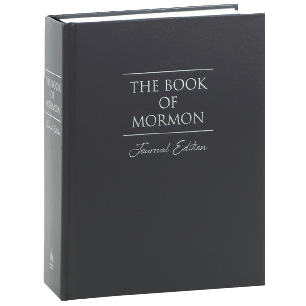 The Book of Mormon, Journal Edition