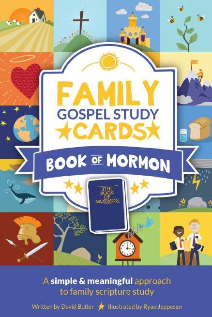 Family Gospel Study Cards