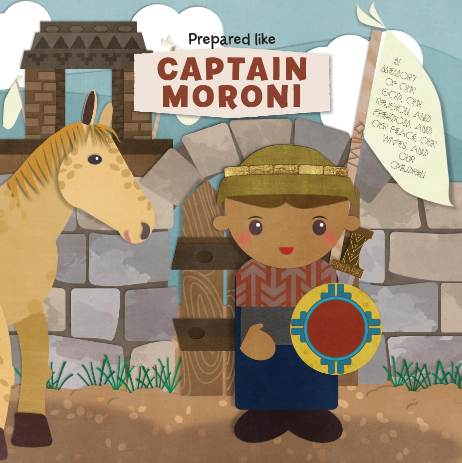 Captain Moroni Plus