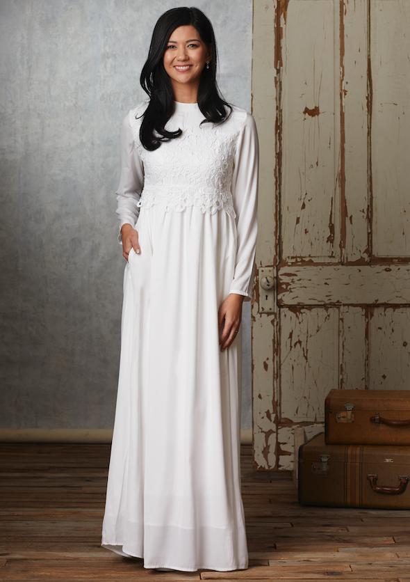 Olivia Temple Dress