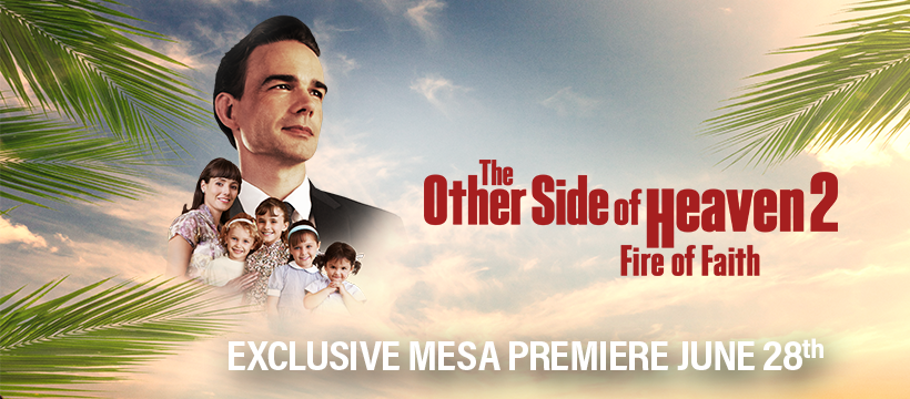 The Other Side of Heaven 2 - Mesa Premiere