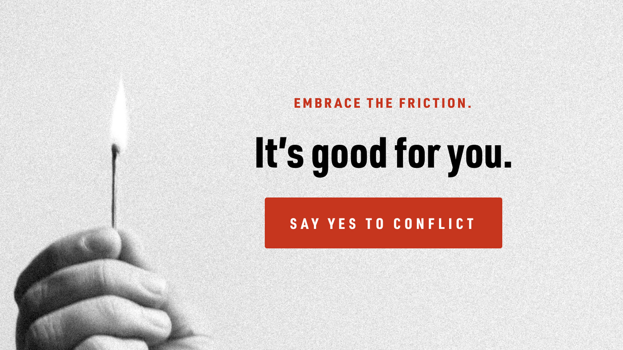 Copy of Conflict Yes / Executive Coaching