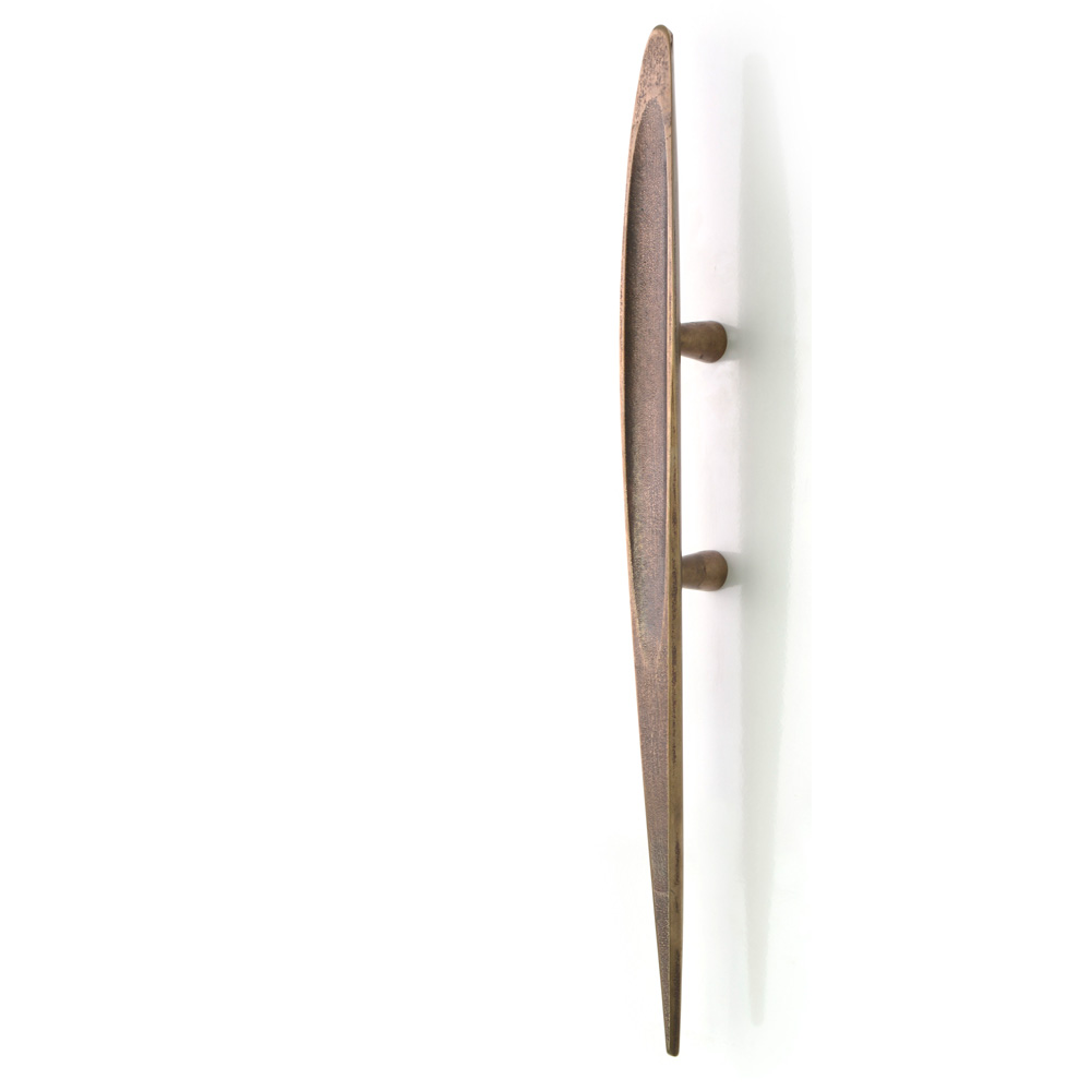 bronze door handle made in new zealand