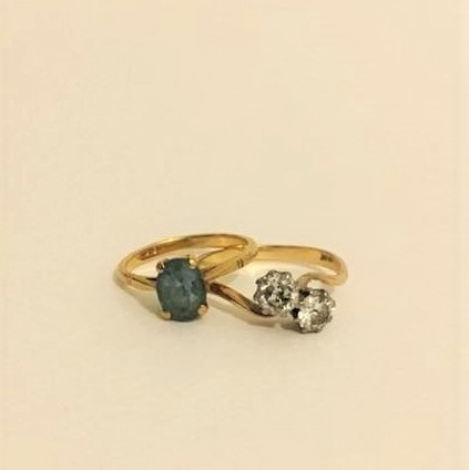 The original rings dating from the 1930's