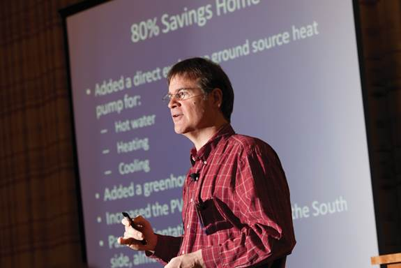 R. Carter Scott, founder of TransFarmations