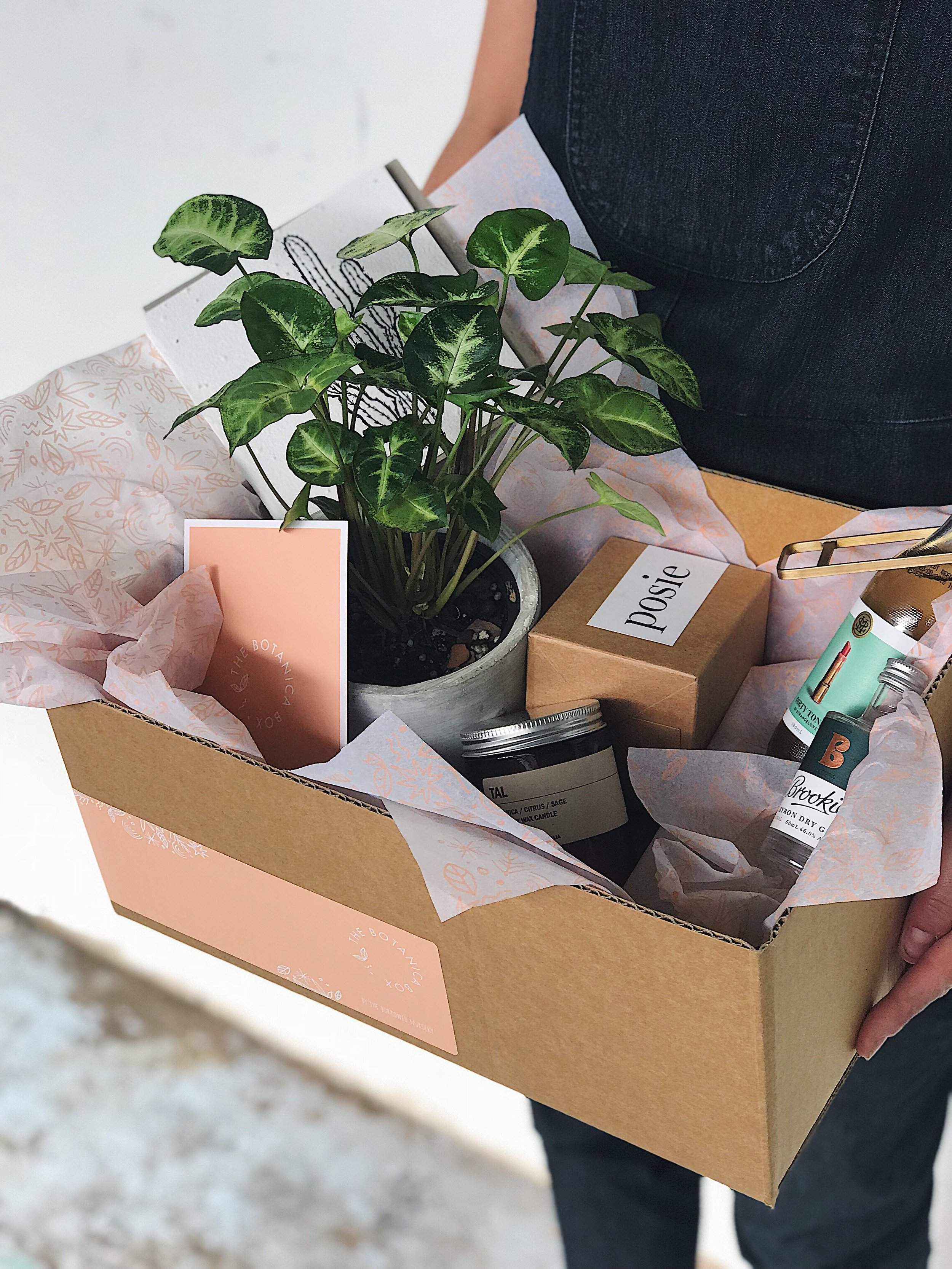 The Botanica Box - A collection of botanical inspired goods, boxed and delivered. Our sister company The Botanica Box offers a range of carefully considered gift boxes showcasing quality botanical inspired products by Australian brands, artisans and growers. Servicing selected Gold Coast suburbs 5 days a week you can shop now via the link below