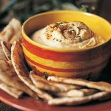 Hummus w/ Pita Bread