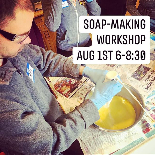 Join us this Thursday for soap-making and take home ~ 4 bars post-curing for your own use! Pre-registration required  https://www.se-tu.org/soapmakingretreat  #brattleboro #vermont #makers #soap #homeade #ayurveda