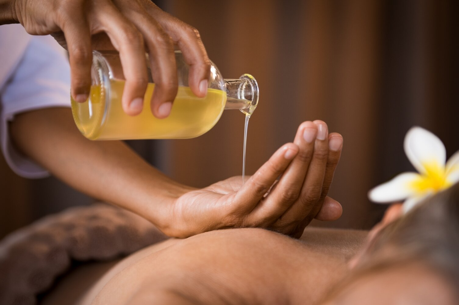 Abhyanga Oil Massage