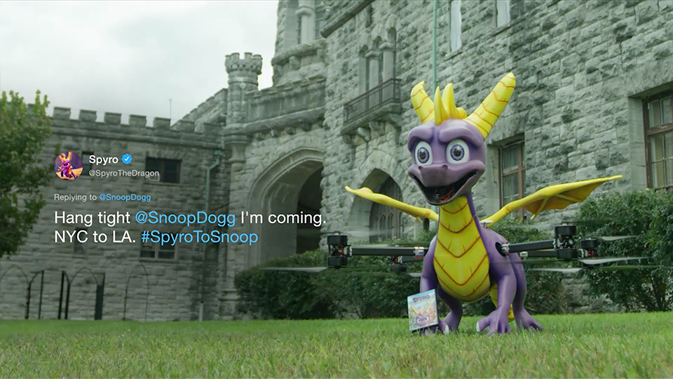 ActivisionSpyro the Dragon -