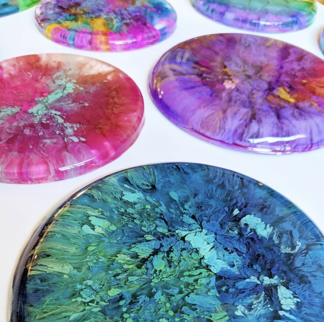 Petrified Rainbows by Brittany Free