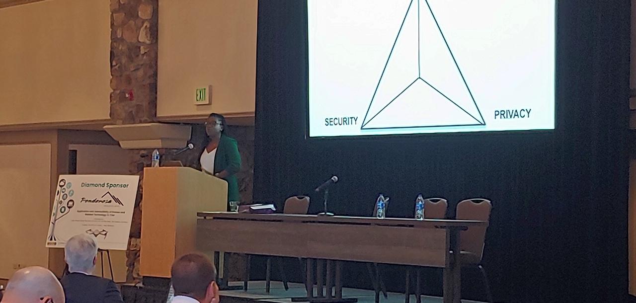 Keynote at 2019 CDLA