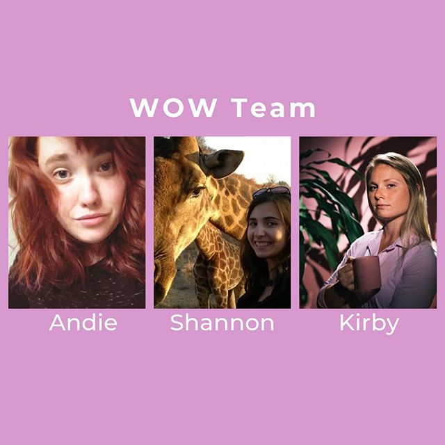 The time has come to close out season 2, so we sat down with our team to chat about what is to come for WOW. We have some bittersweet news to share in today's episode, but we're incredible proud of the stage we have created for women over the last 2 years. No spoilers, so give it a listen folks! Give it a listen!