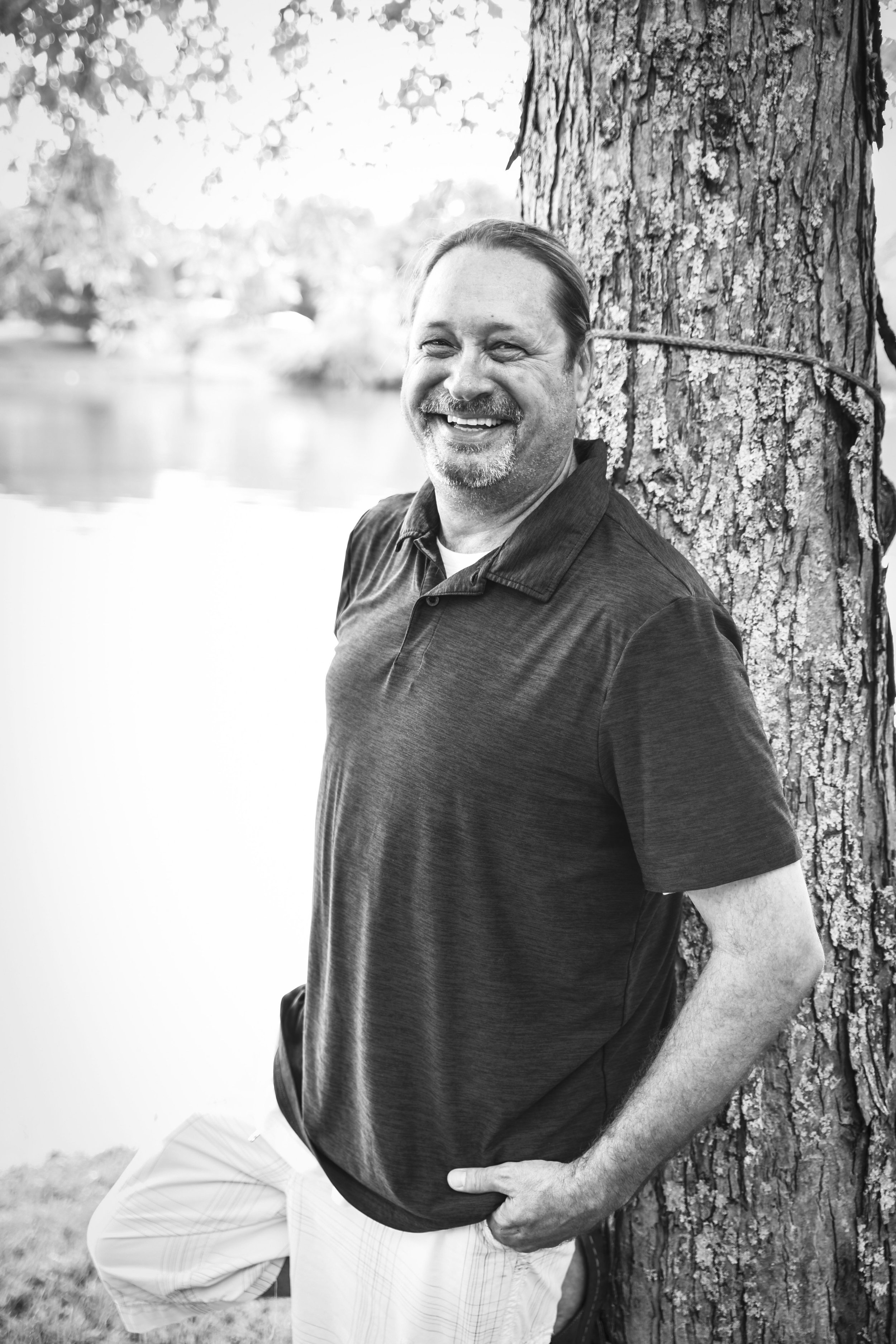 Shawn Hiser, Graphics Specialist