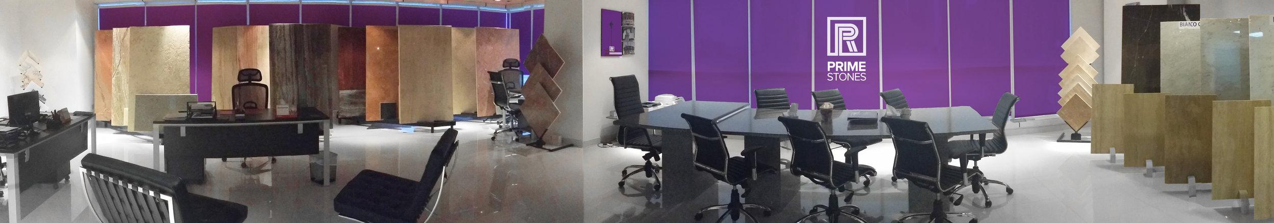 Toronto Brand strategy Design Consultancy studio – Prime Stones rebranding – Environmental Design, Office Interior