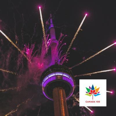 Canada 150 - Branding