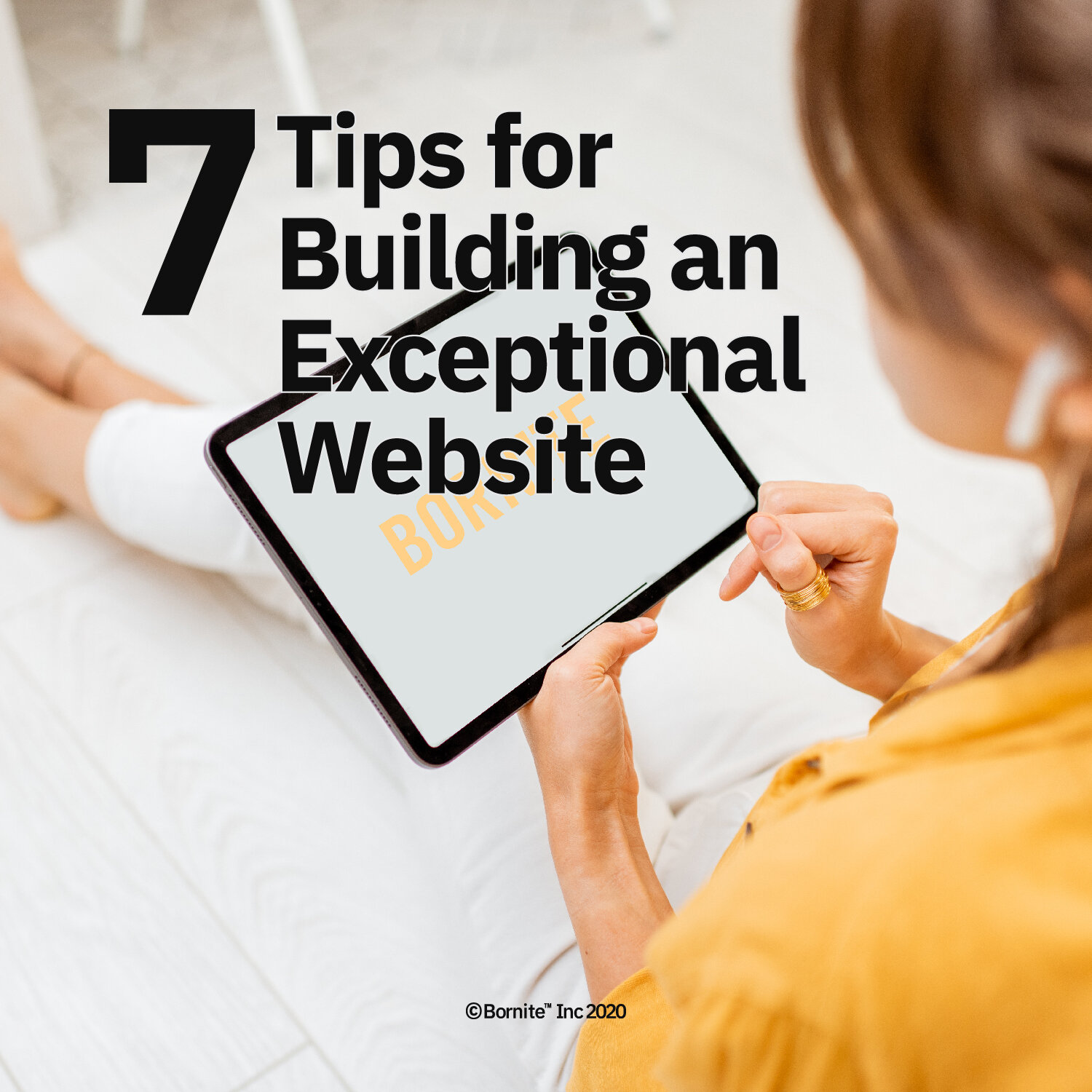 7 Tips for Building an Exceptional Website