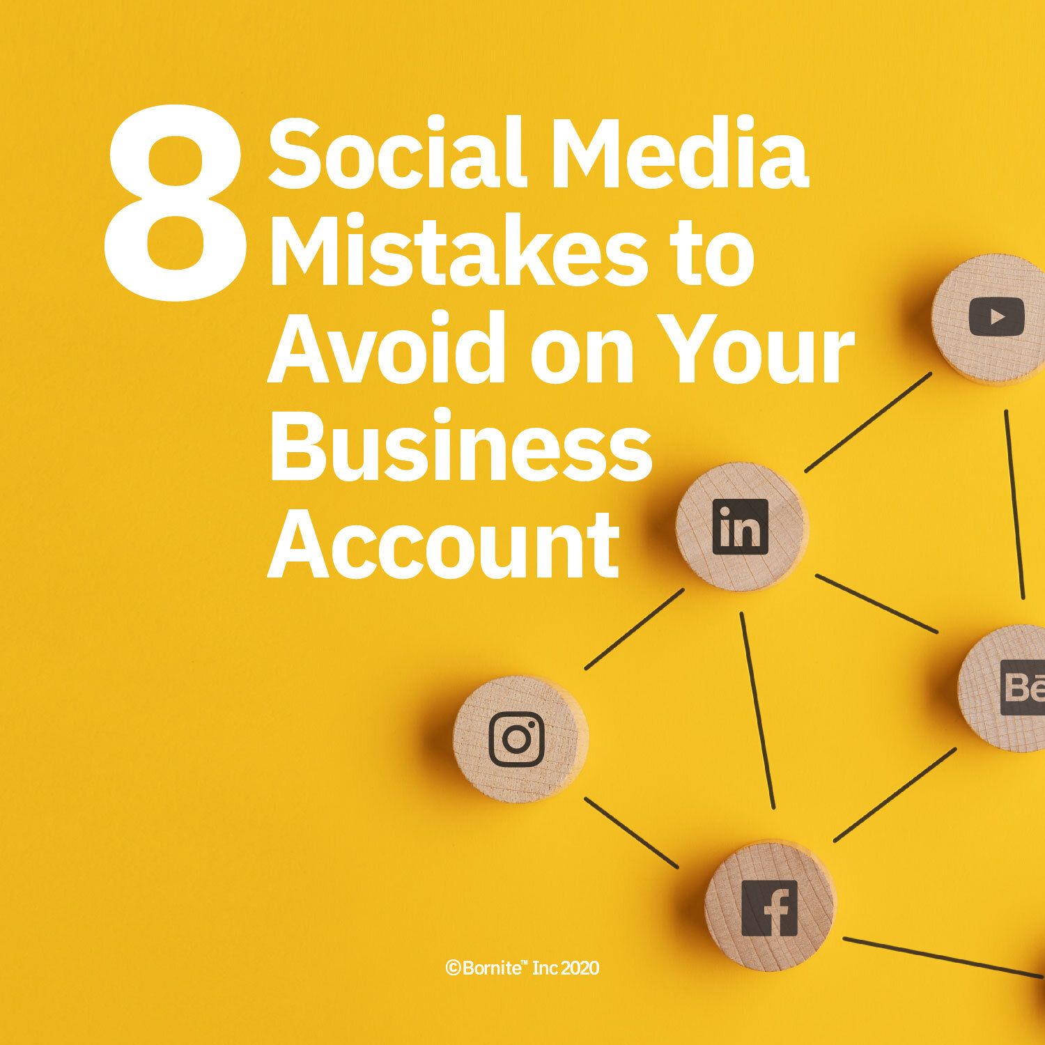 8 Social Media Mistakes You Should Avoid on Your Business Account