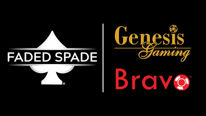 faded spade poker playing cards genesis gaming solutions bravo poker sales distribution agreement poker rooms