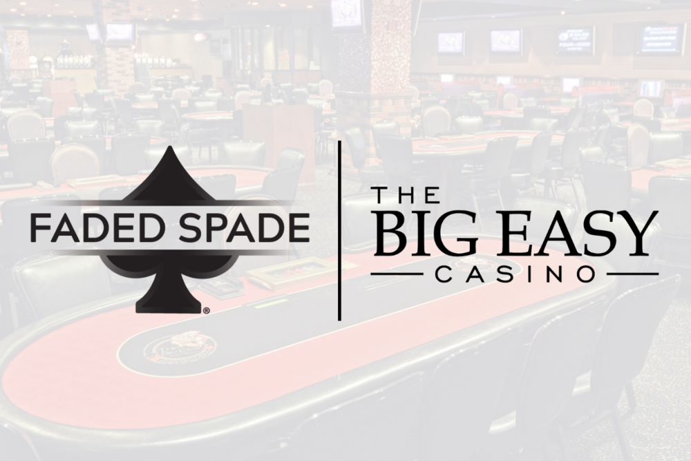 faded spade poker room playing cards big easy casino poker room in florida