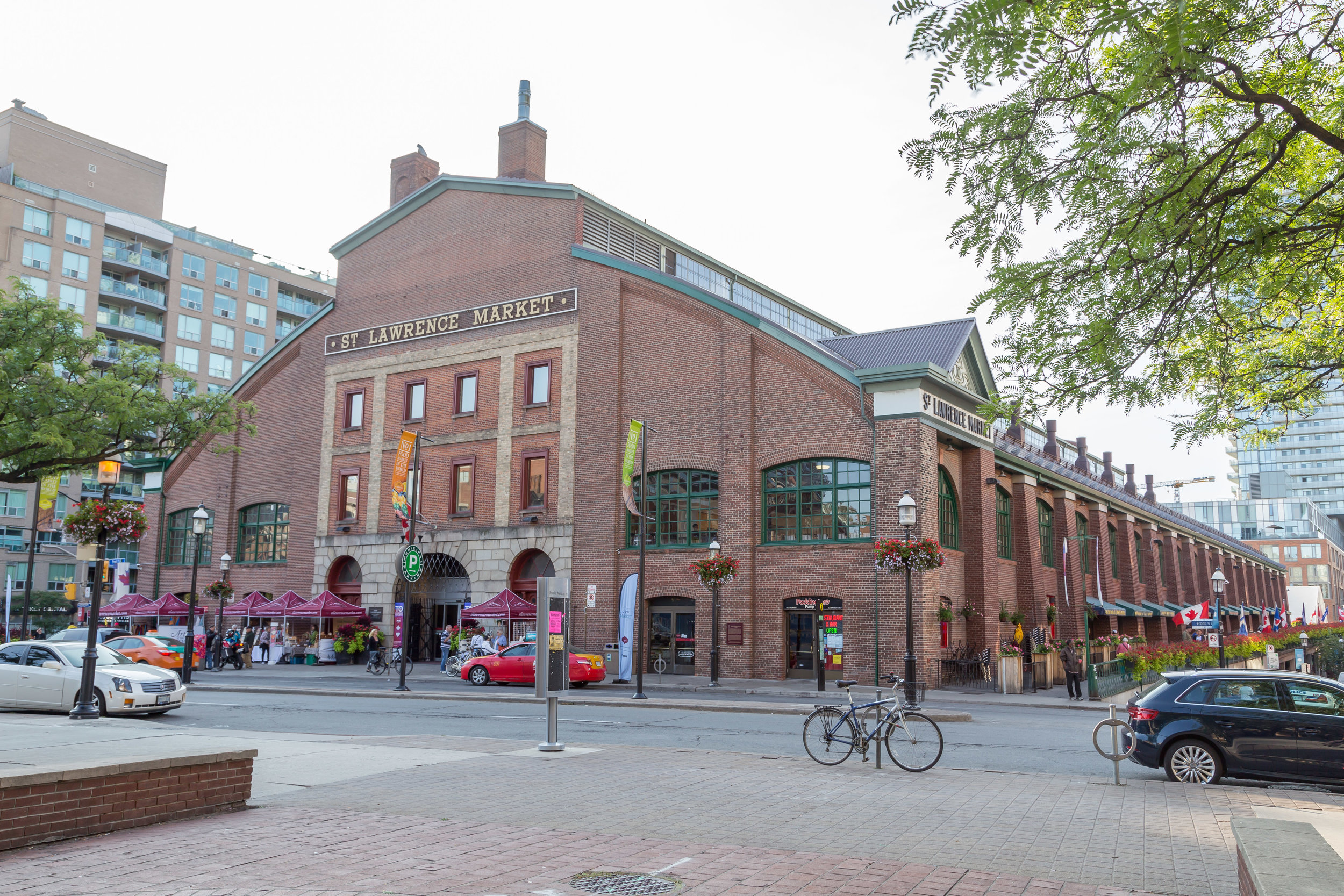 Visiting the  St. Lawrence Market  is a must! It has been ranked the best food market in the world. But with over a hundred vendors, it can be quite overwhelming.