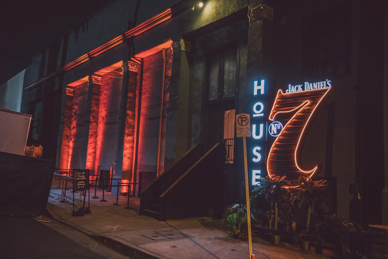 House No 7 in Los Angeles CA