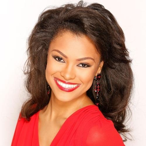 Rahmeka Cox Miss New York