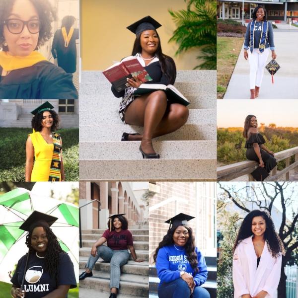 ladies love stem  2018 fall graduates