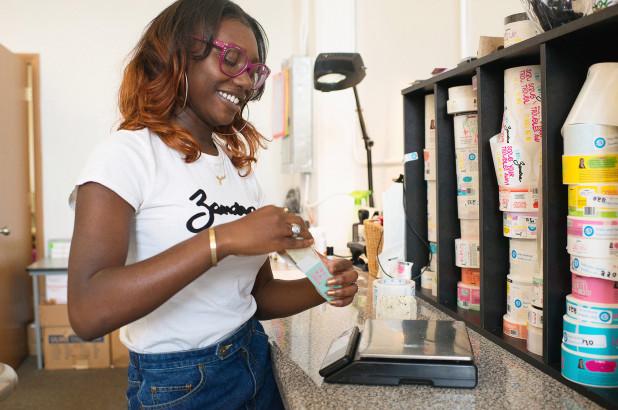 zandra beauty teen entrepreneurs in STEM