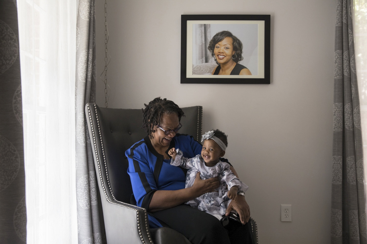 - Black Mothers Keep Dying After Giving Birth. Shalon Irving's Story Explains Why, NPR