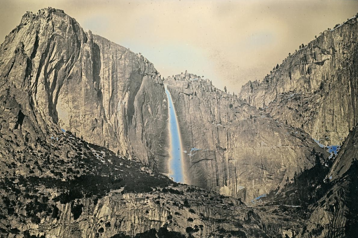 Yosemite in Blue: An Antique Process Unlocks an Artist's Vision, National Geographic Proof - Featuring photos by Binh Danh