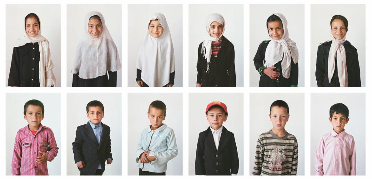 In Afghanistan, a Yearbook Takes on Special Significance, National Geographic Proof - Featuring photos by Ruvan Wijesooriya
