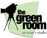 The Green Room Studio - (Posted September 2019)—————————————Amy is currently finishing upthe third level of on-camera classesat The Green Room Studio.Footage coming in November!
