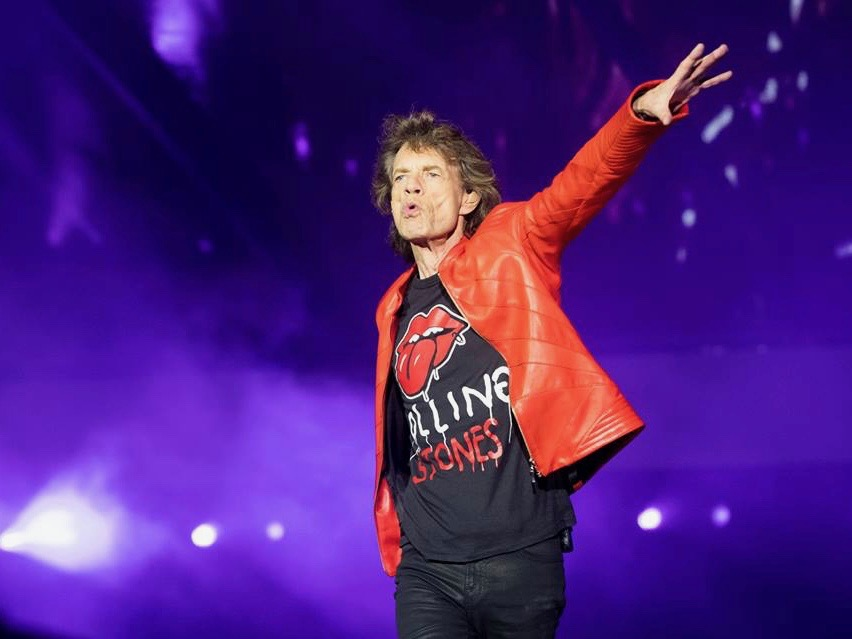 ERA backers have recently benefitted from the support of none other than Mick Jagger. (Facebook/Rolling Stones)