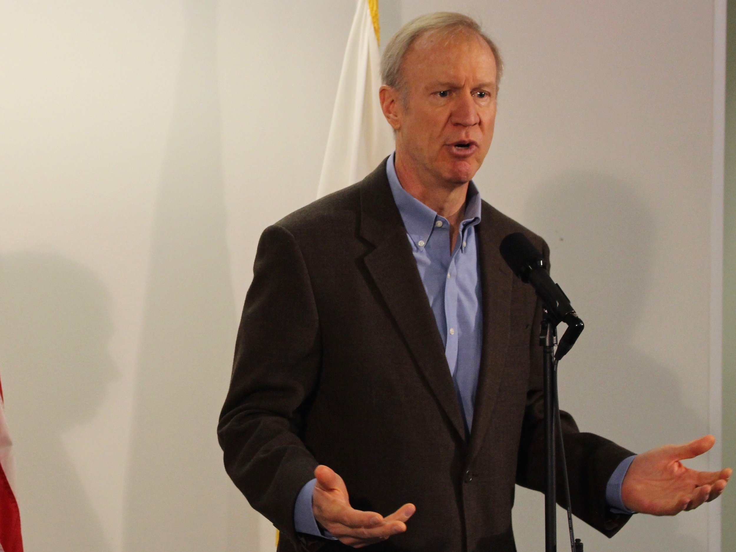 A state audit In January questioned Gov. Rauner's administration of the Medicaid program. -