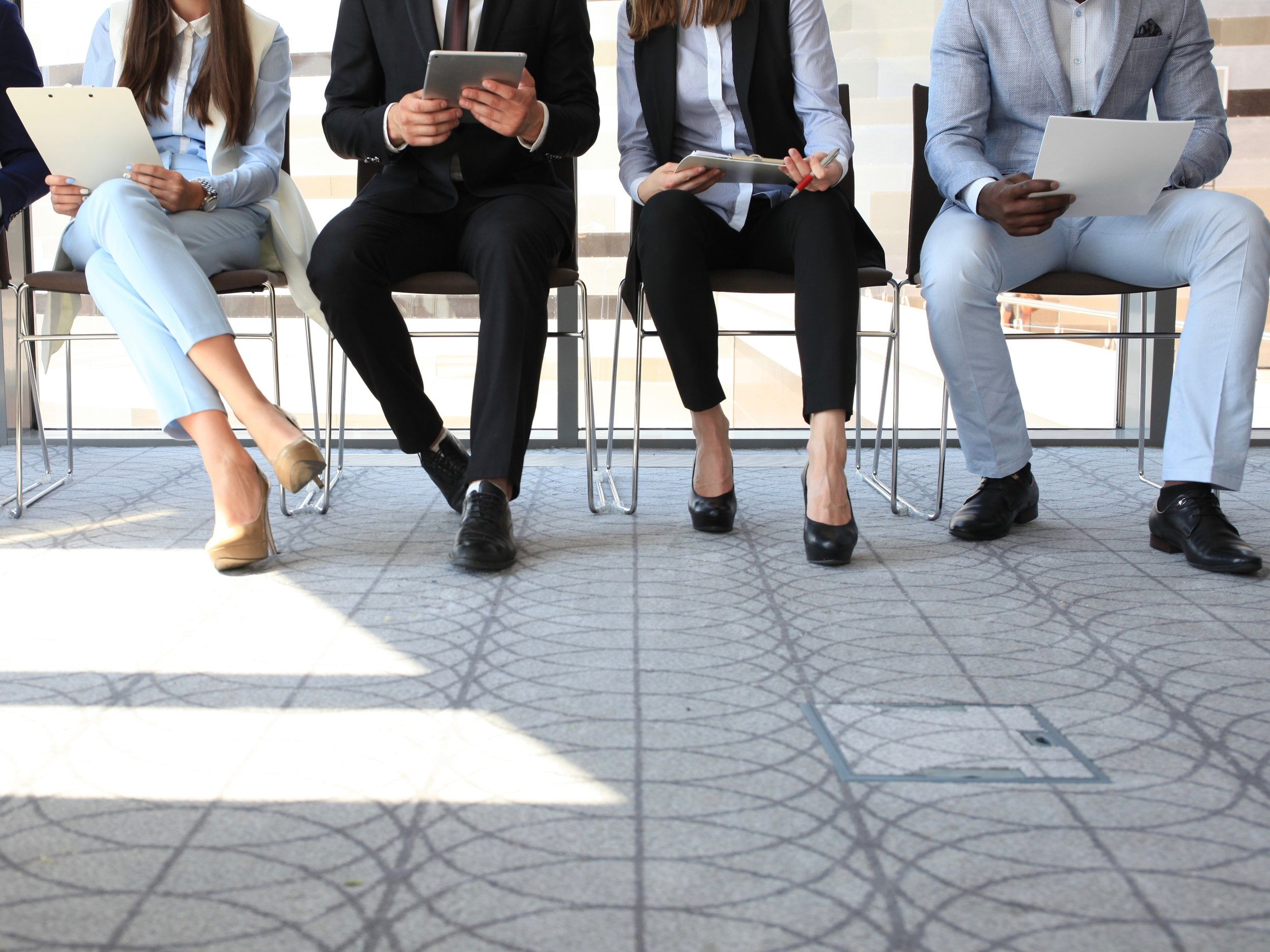 More Illinois residents are finding that job interviews are turning into actual jobs. (Shutterstock)