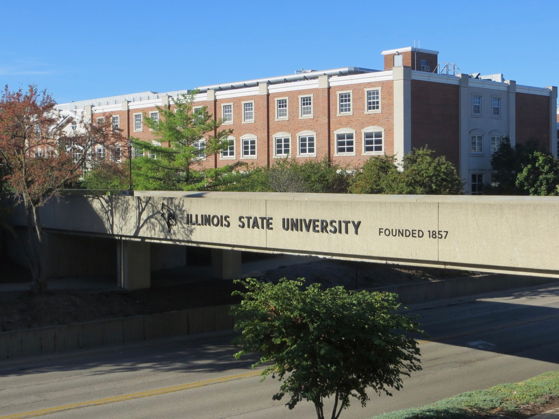 ISU enrollment was level from last year, boosted by freshmen and international students. (Flickr/DavidWilson)