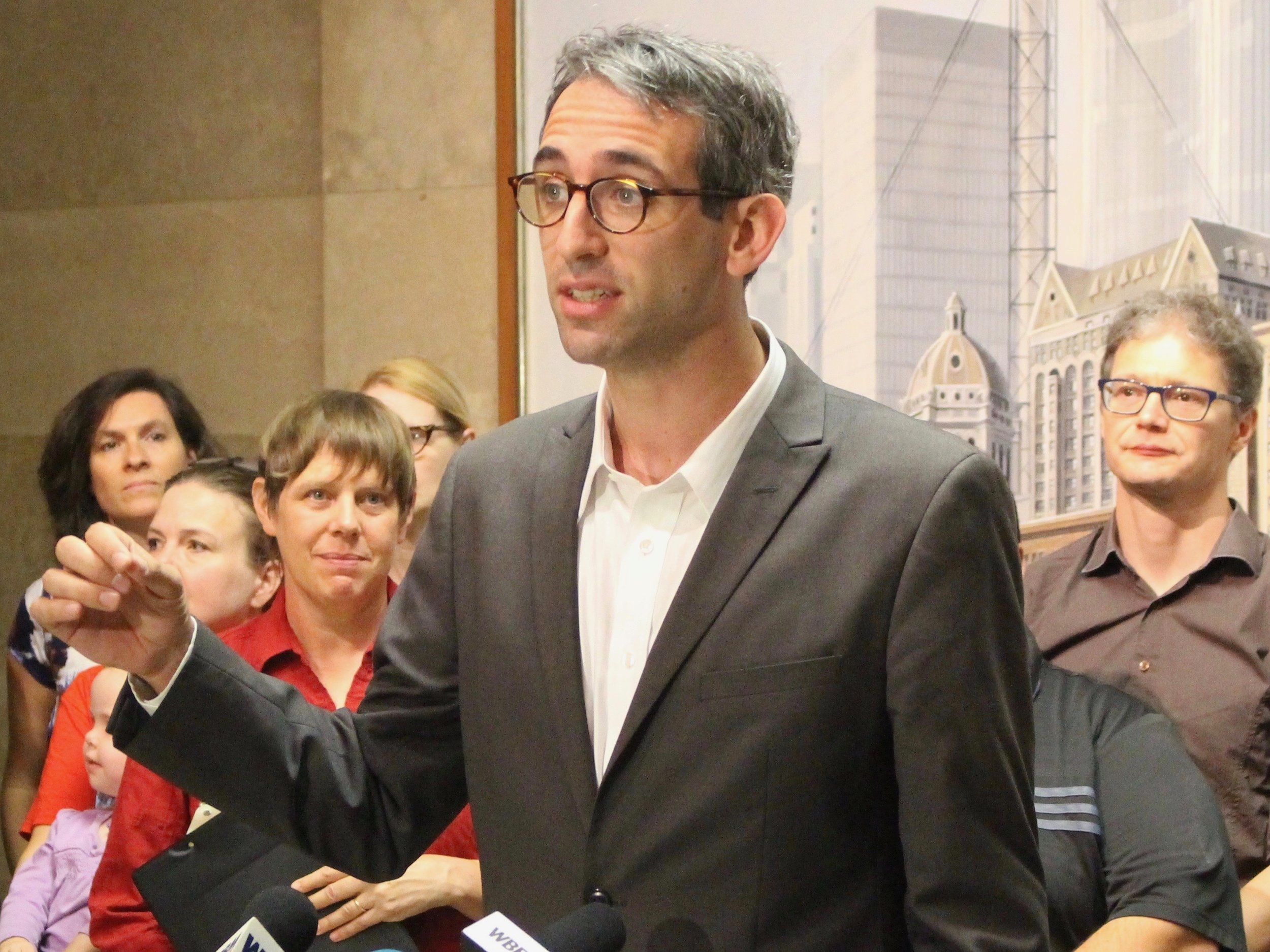 State Rep. Will Guzzardi is among the leaders of a group trying to form a Progressive Caucus in the House. (One Illinois/Ted Cox)