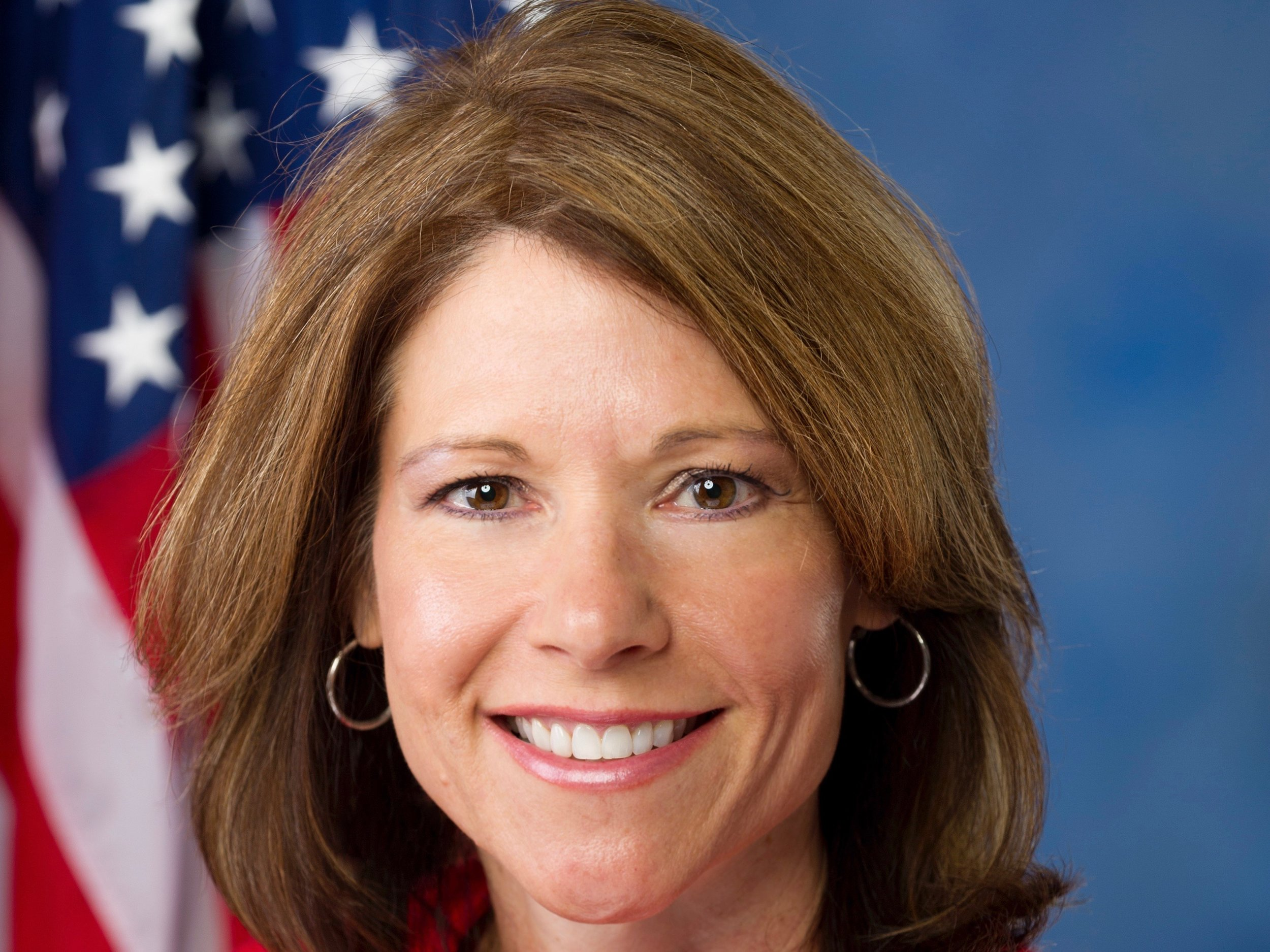 """U.S. Rep. Cheri Bustos accuses President Trump of playing """"a game of chicken"""" with the ongoing government shutdown, which places """"economic stress"""" on farmers. (U.S. Rep. Cheri Bustos)"""