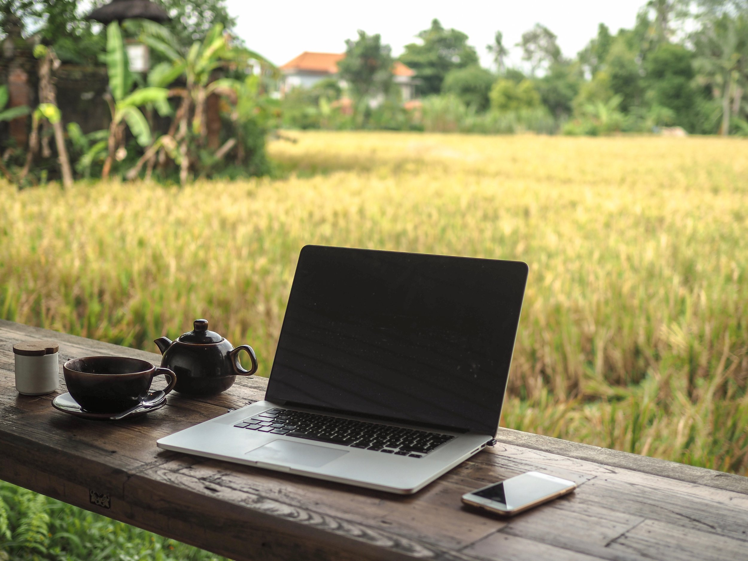 Internet access is essential to provide economic opportunity to rural areas. (Shutterstock)