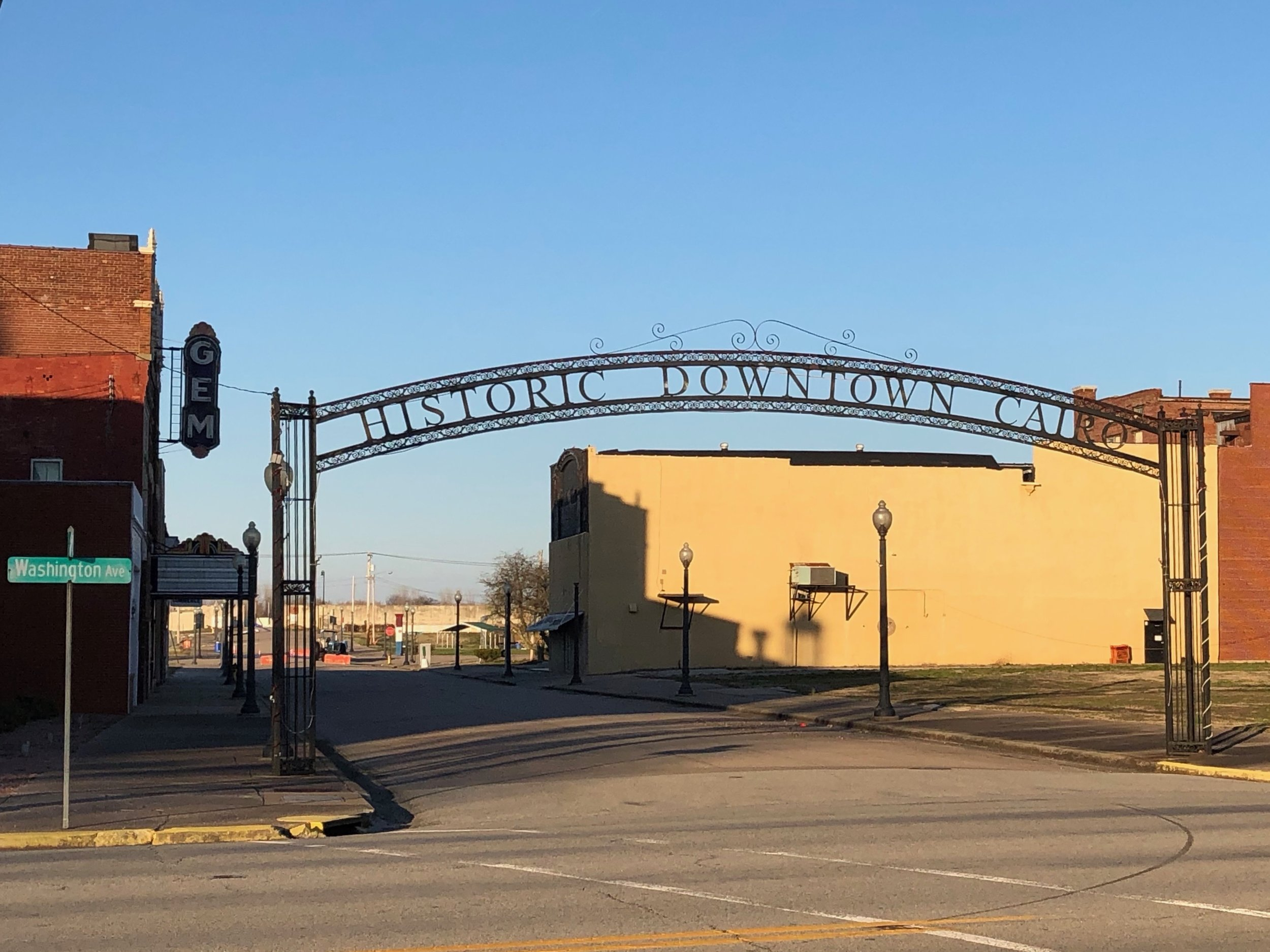 Cairo's Alexander County ranked last among the 102 Illinois counties in health factors, next to last in health outcomes. (One Illinois/Ted Cox)