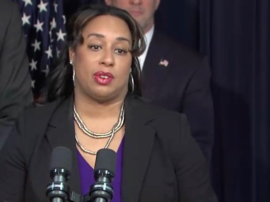 """""""I think it's crystal clear that a fair, modern tax system is the direction we should go."""" - State Sen. Toi Hutchinson"""