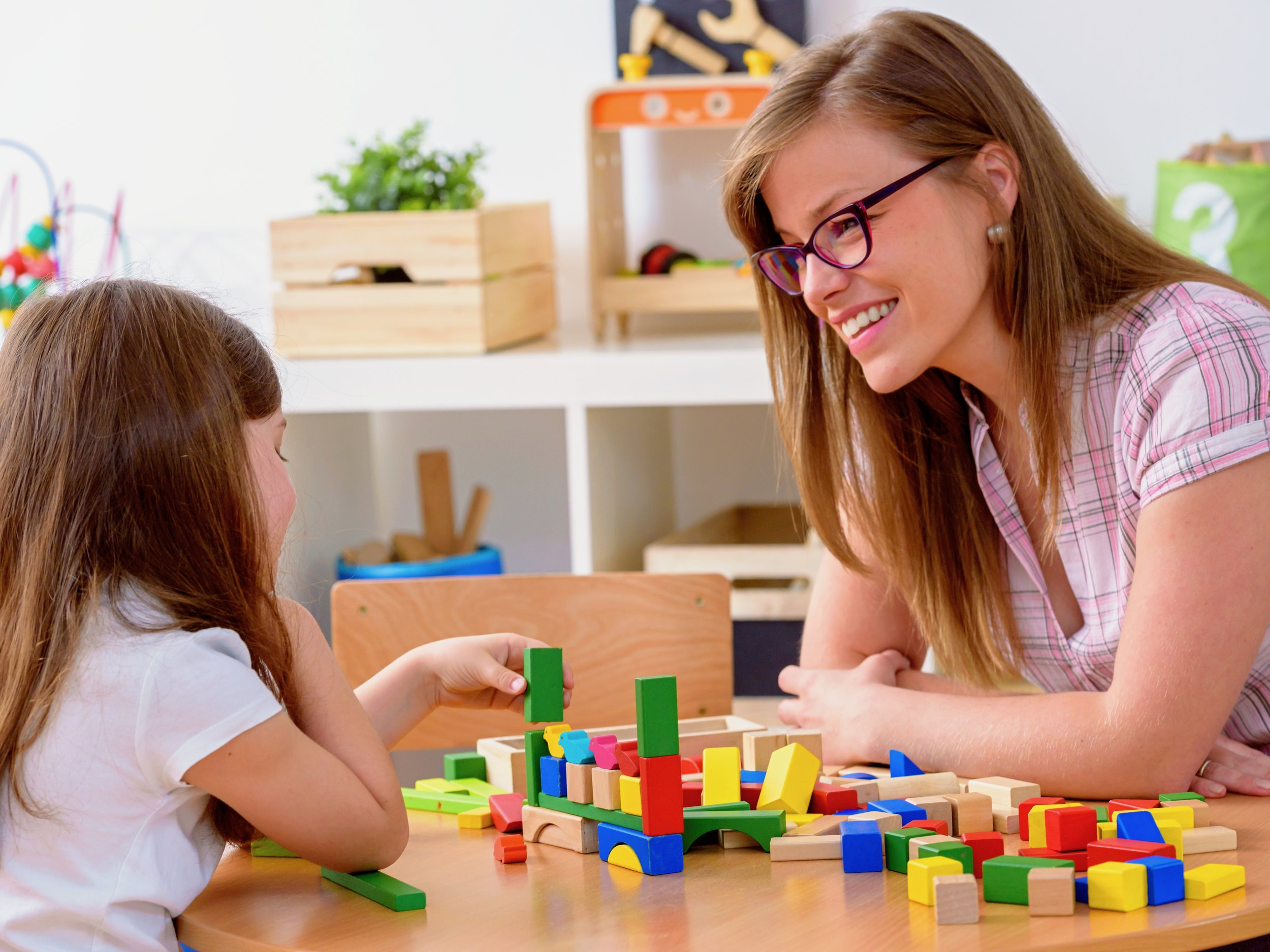 Plans to expand the Earned Income Tax Credit could extend the program to day-care workers. (Shutterstock)