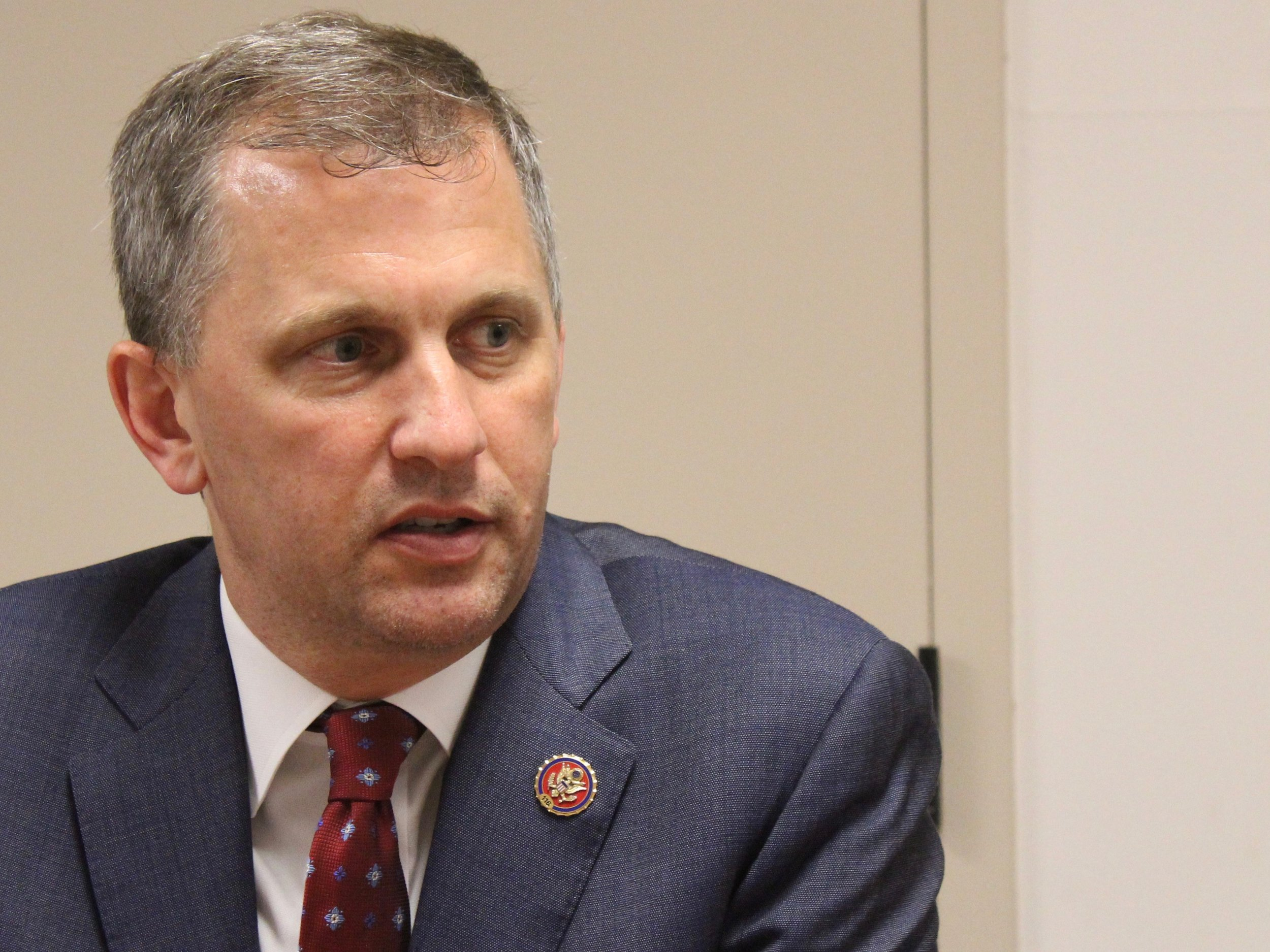 """""""A congressional subpoena is a frigging congressional subpoena. You don't get to decide whether to go before Congress or not."""" - U.S. Rep. Sean Casten (One Illinois/Ted Cox)"""