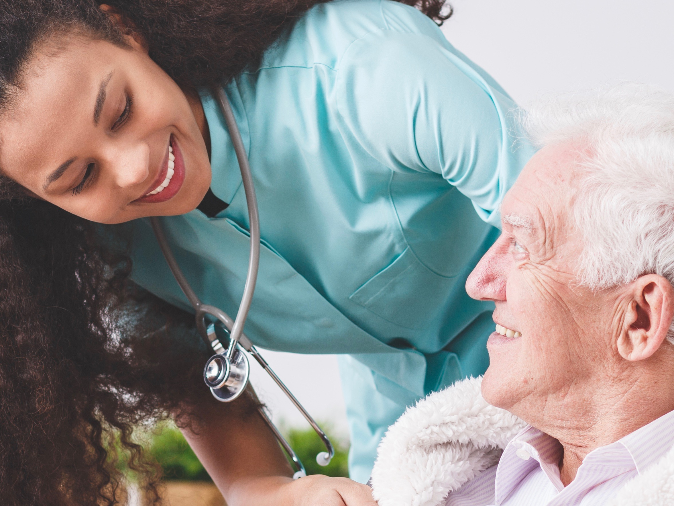 Limiting the number of patients nurses have to care for improves hospital conditions and would help address a nurse shortage, according to a new study. (Shutterstock)