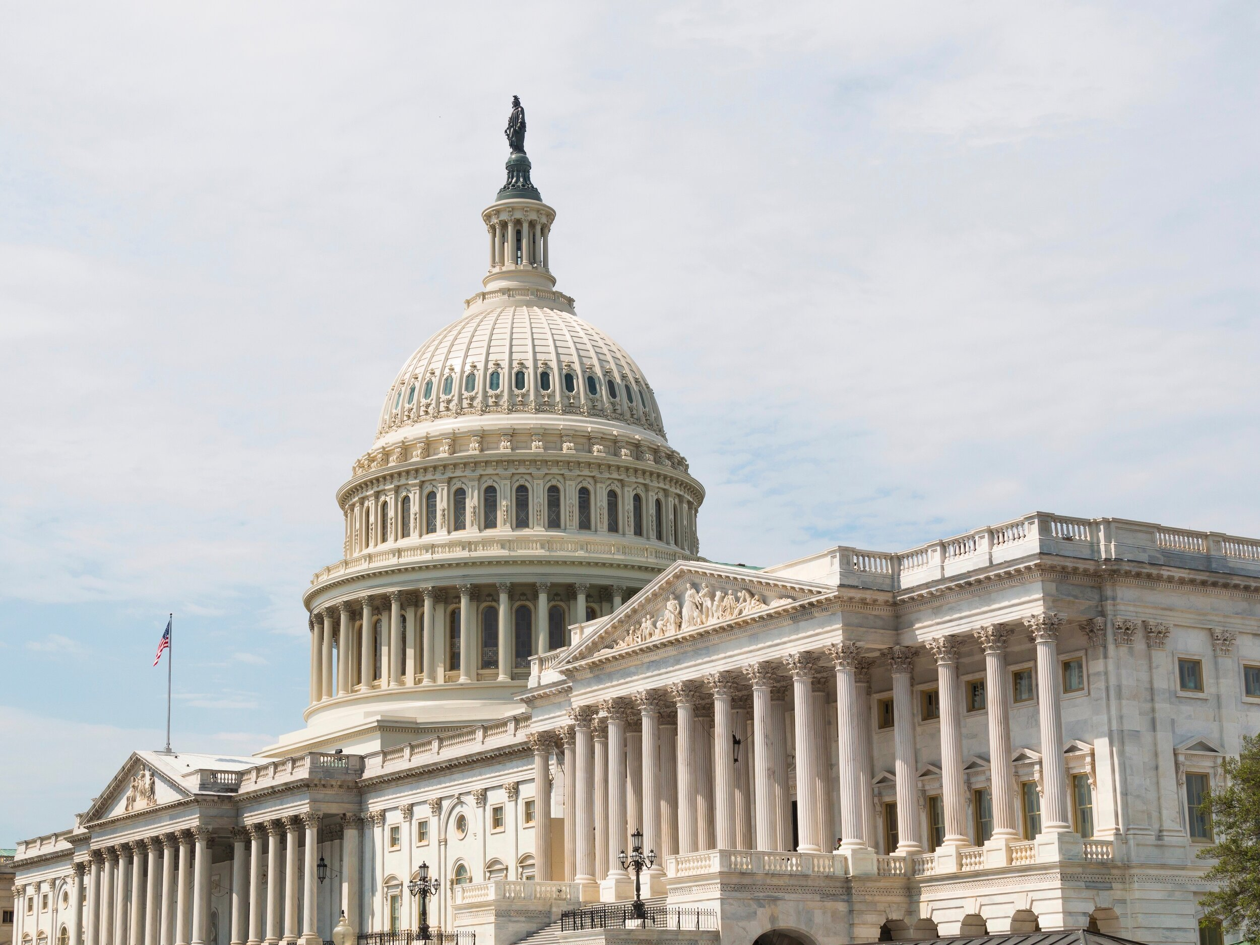 A lobbying group of Illinois farmers brought back little good news from a trip to the U.S. Capitol. (Shutterstock)