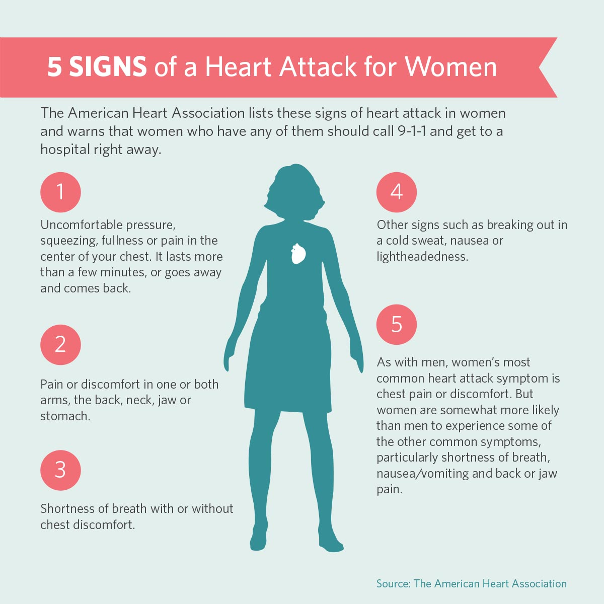 What A Woman Heart Attack Survivor Wants Us To Teach Our Daughters → -